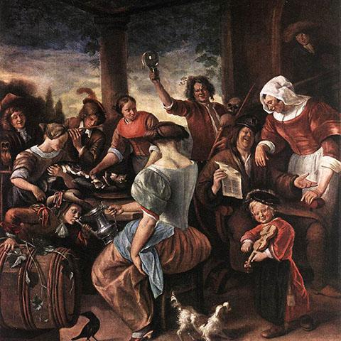 Kerst bij Jan Steen Tubbergen